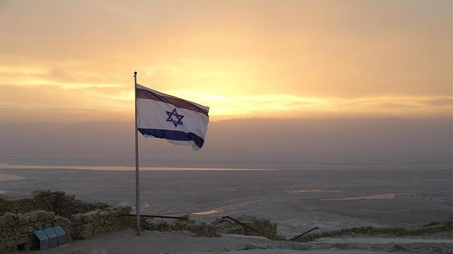 טיול רגלי בשביל ישראל