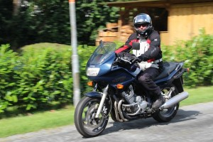 איך שומרים על האופנוע מגניבה?