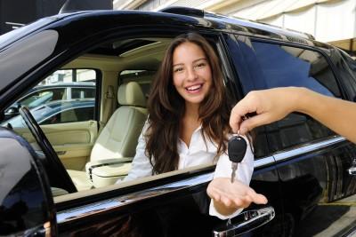 השכרת רכב בארצות הברית