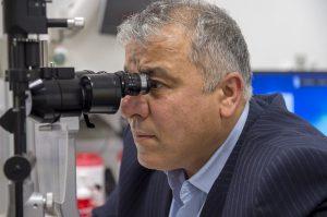 חנות אופטיקה מומחית לבדיקות ראייה לרישיון נהיגה