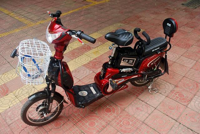 אופניים חשמליות – התחבורה הנפוצה ביותר