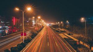 ירידה בכמות הרכבים בכבישים בעקבות הסגר