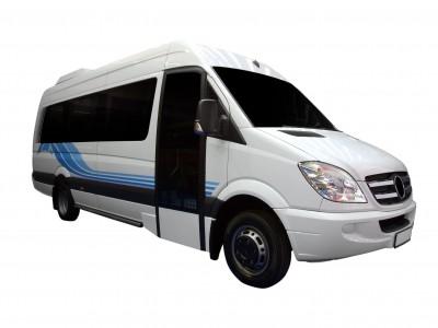 אוטובוס לעומת מיניבוס - כל ההבדלים